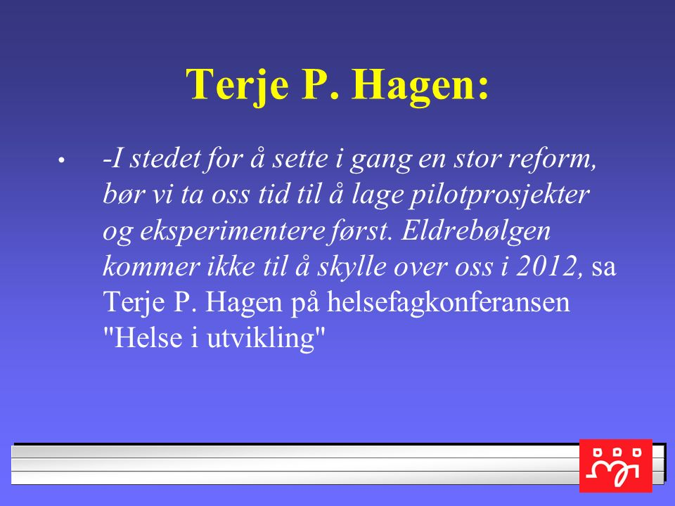 Bjarne Jensen: