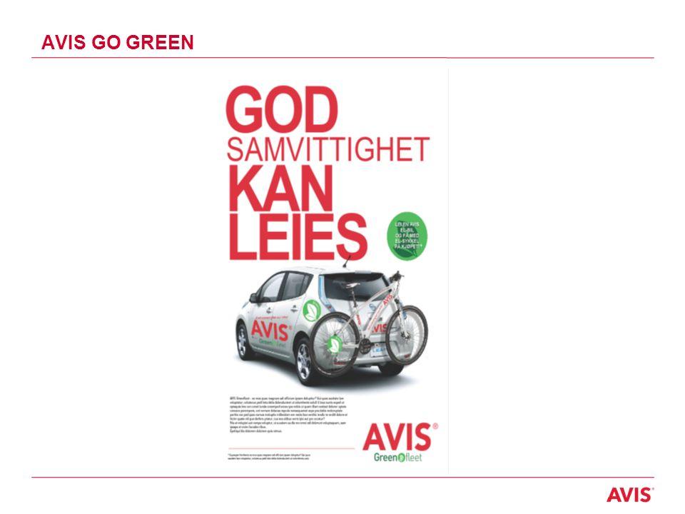 AVIS GO GREEN