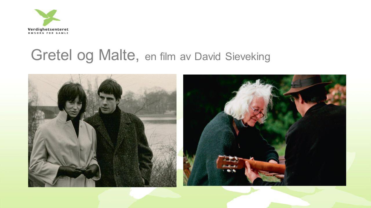 Gretel og Malte, en film av David Sieveking