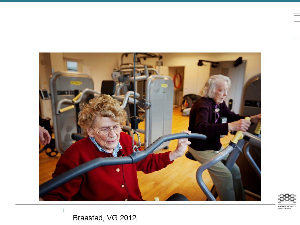 Braastad, VG 2012