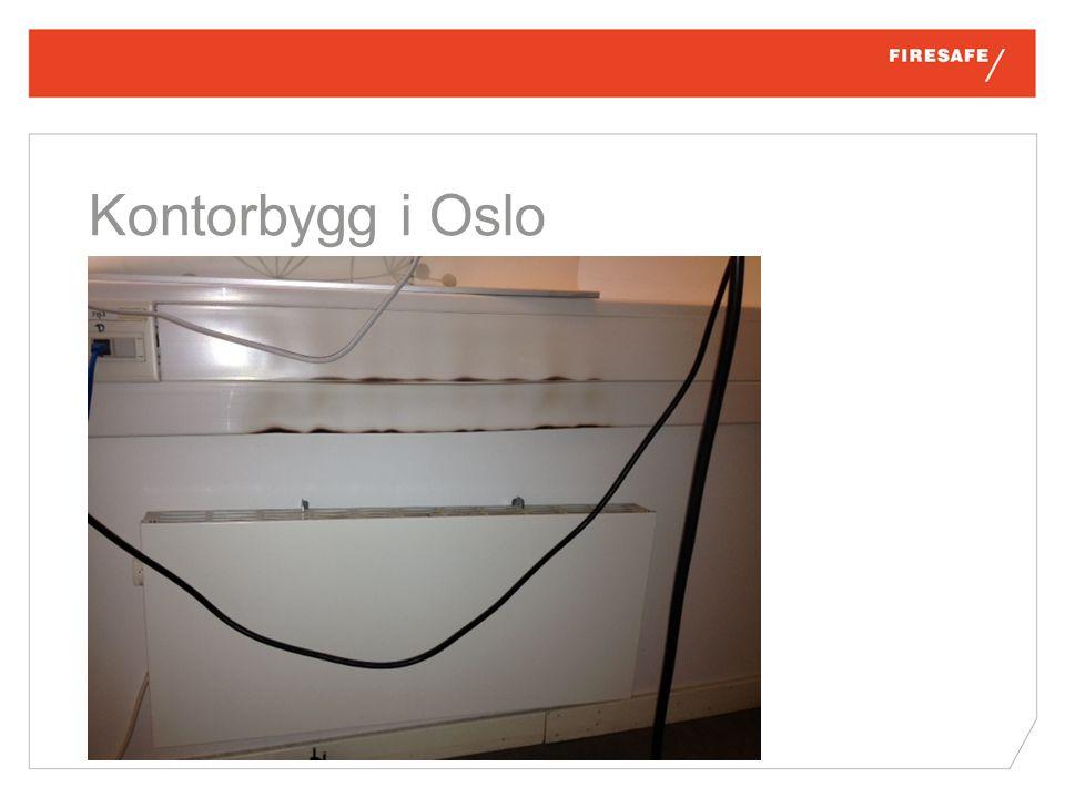 Kontorbygg i Oslo