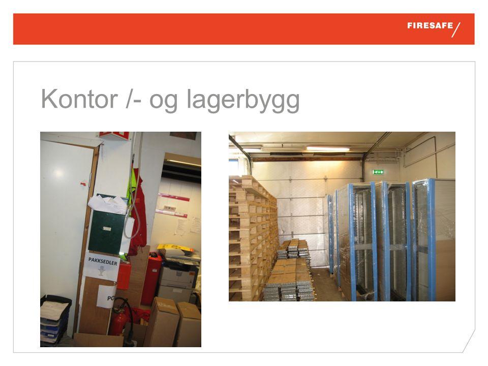 Kontor /- og lagerbygg