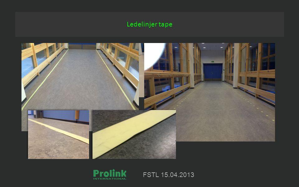 FSTL 15.04.2013 Ledelinjer tape