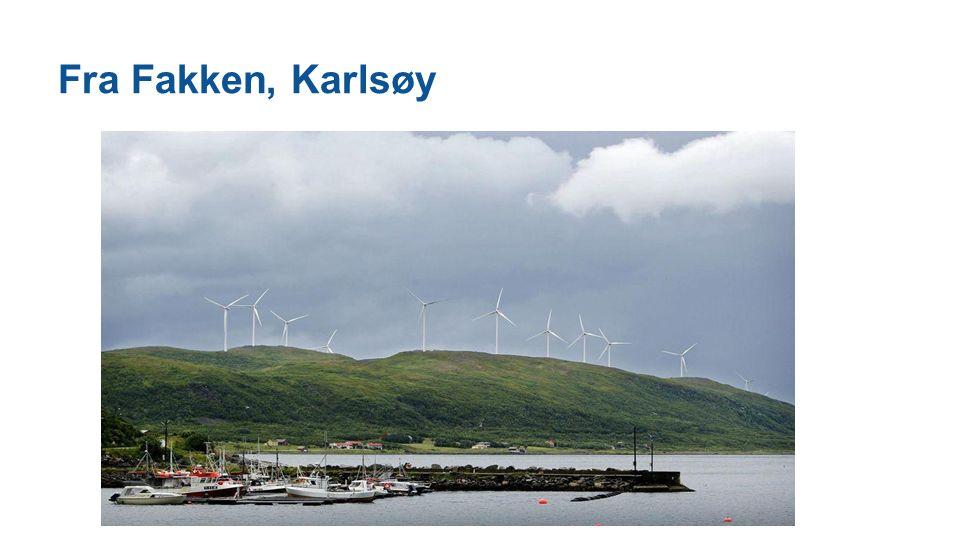 Fra Fakken, Karlsøy