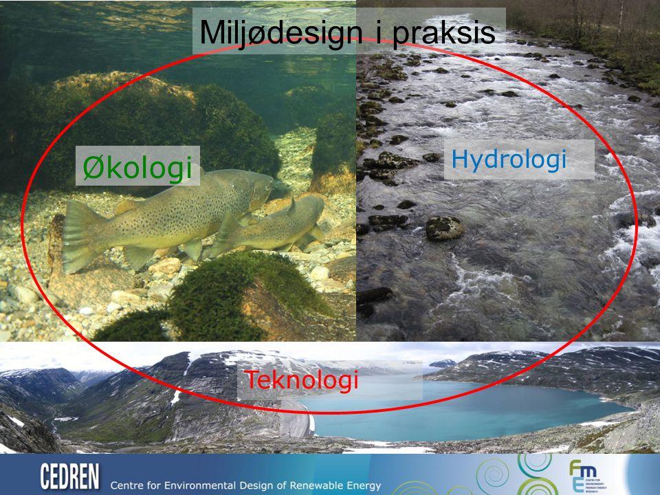 Hydrologi Teknologi Økologi Miljødesign i praksis