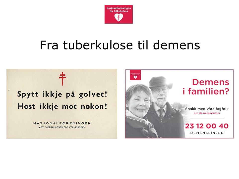 Fra tuberkulose til demens
