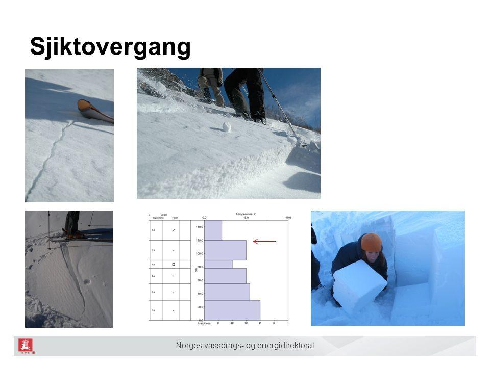 Norges vassdrags- og energidirektorat Sjiktovergang