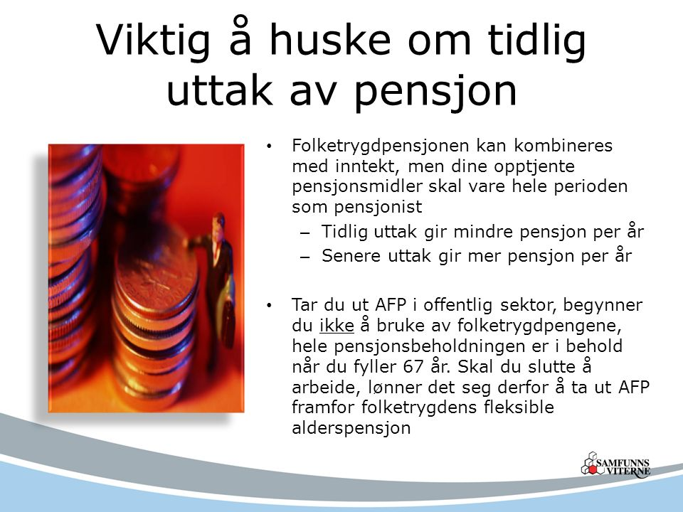 Oversikt alle ordninger på norskpensjon.no