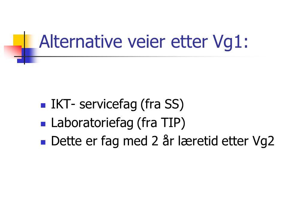 Eksempler på Spesielle krav ved opptak til høyere utdanning: Se eget skriv for detaljer Spesielle fagkrav, er i hovedsak realfag evt språkfag for studier i tolking, tegnspråk ved høgskolen for døve og studier for døvetolking, samisk ved samisk høgskole.
