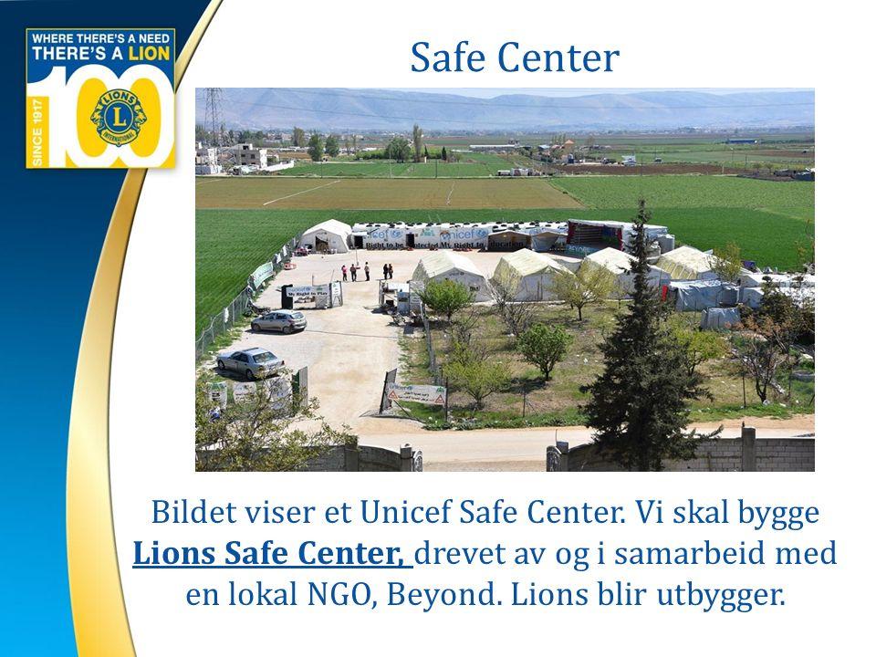 Hva er et Safe Center.
