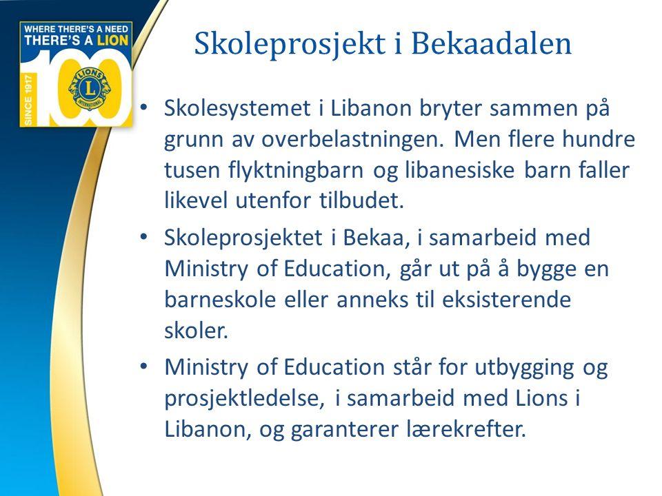 Samarbeidsprosjekt med NSSR Hjelp til båtflyktninger i havområdet Tyrkia– Hellas Et samarbeidsprosjekt mellom Lions (LCI) og Redningsselskapet