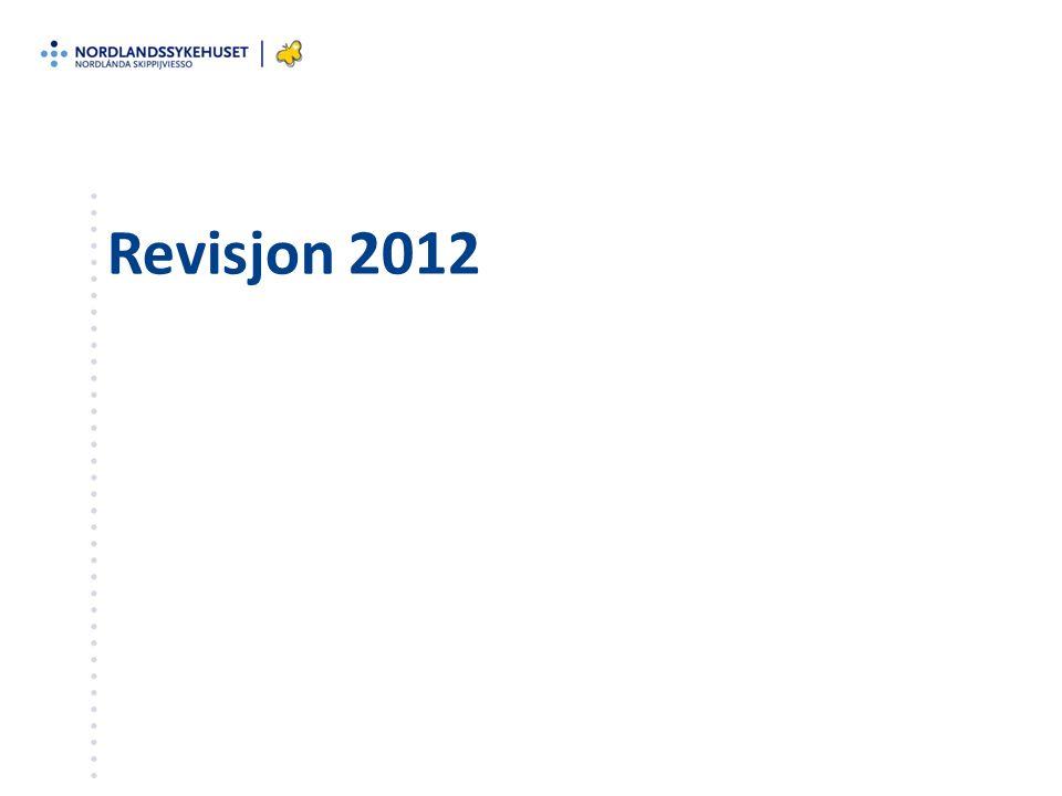 Revisjon 2012