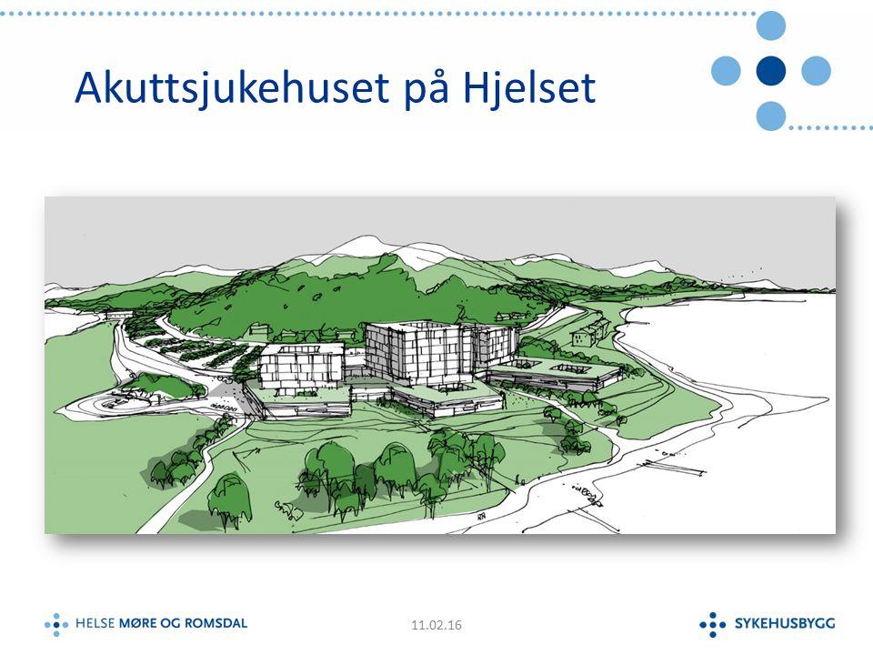 Akuttsjukehuset på Hjelset 11.02.16