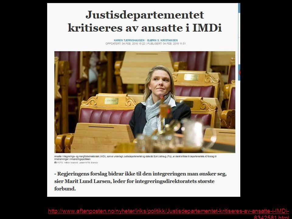 http://www.aftenposten.no/nyheter/iriks/politikk/Justisdepartementet-kritiseres-av-ansatte-i-IMDi- 8342581.html