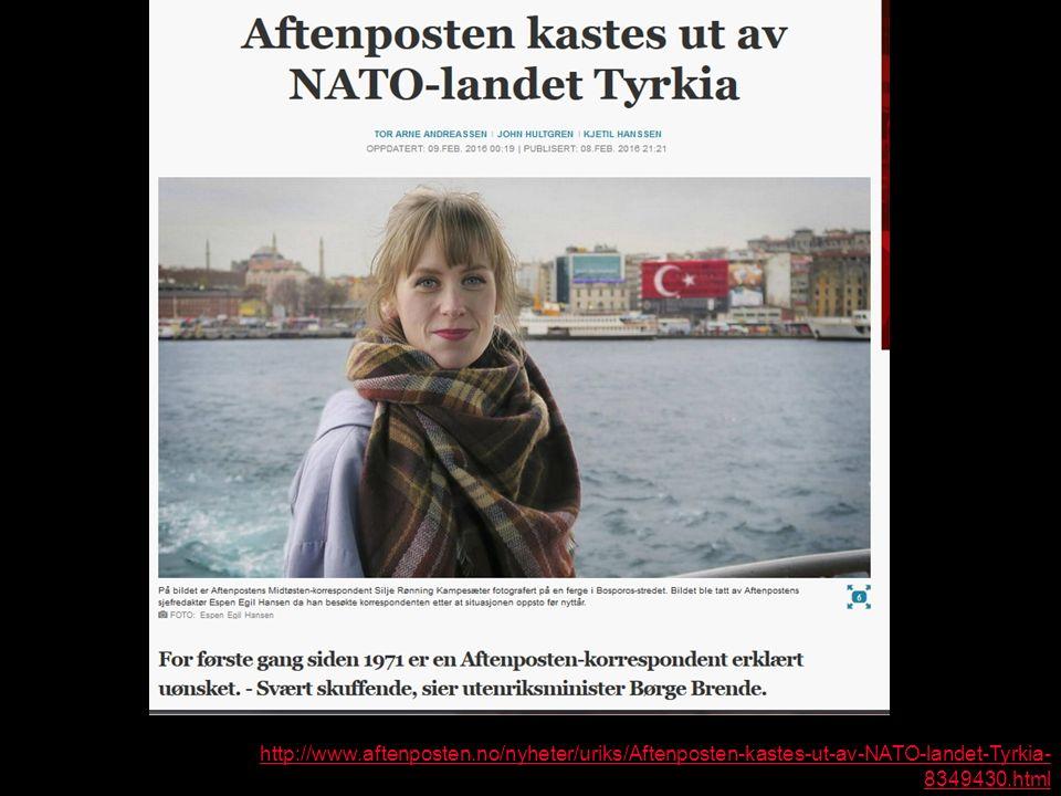 http://www.aftenposten.no/nyheter/uriks/Aftenposten-kastes-ut-av-NATO-landet-Tyrkia- 8349430.html