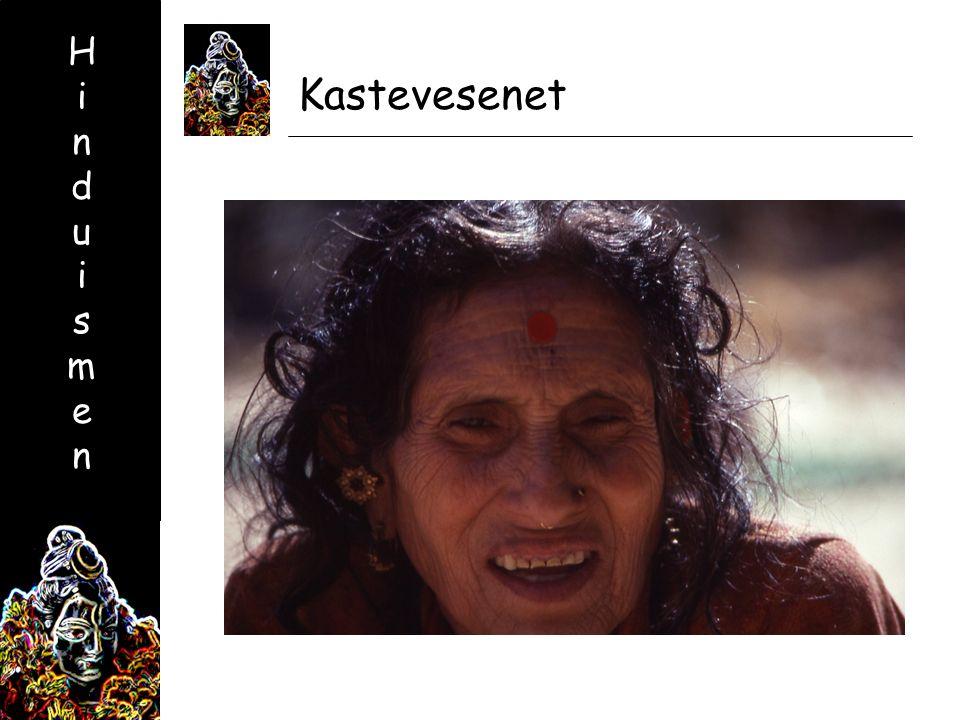 HinduismenHinduismen Kastevesenet