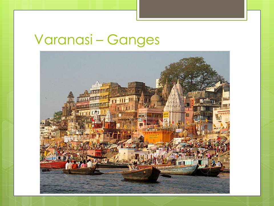 Varanasi – Ganges