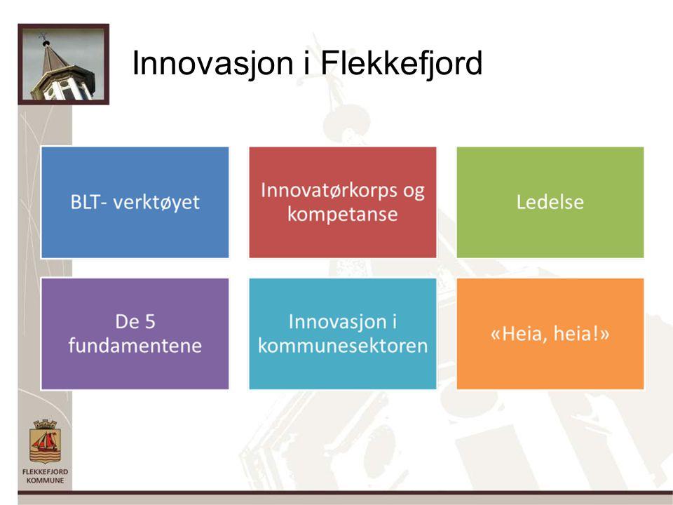 Innovasjon i Flekkefjord