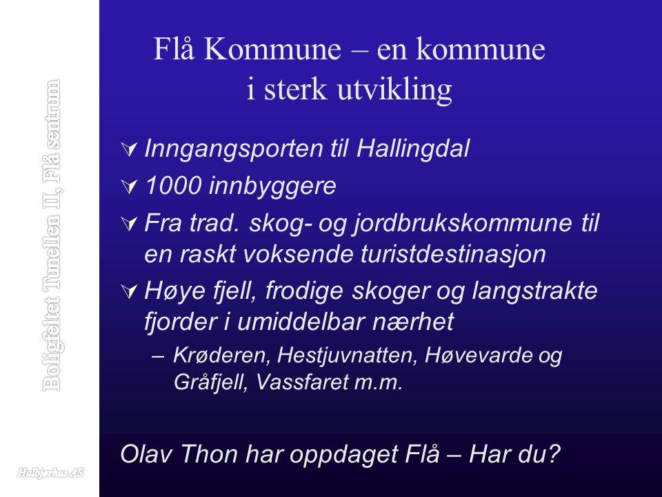  Inngangsporten til Hallingdal  1000 innbyggere  Fra trad.