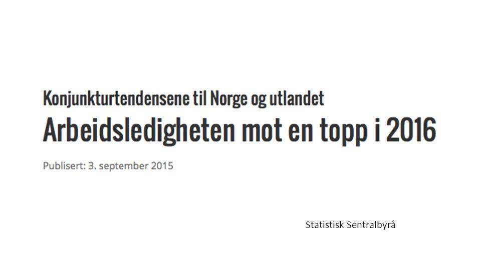 Statistisk Sentralbyrå
