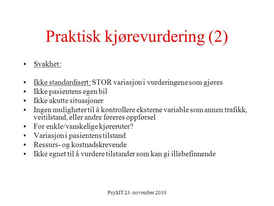 PsykIT 23.
