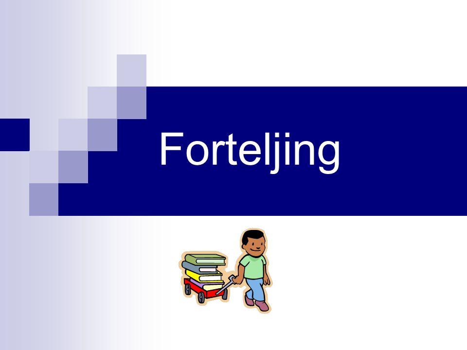 Forteljing