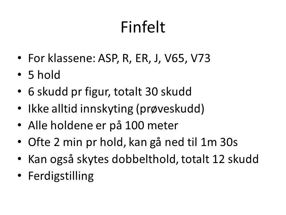 Trinn 10: Knepptabell Gå på Meter/Knepp.