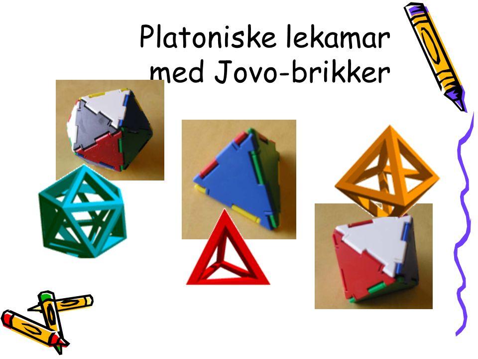 Platoniske lekamar med Jovo-brikker