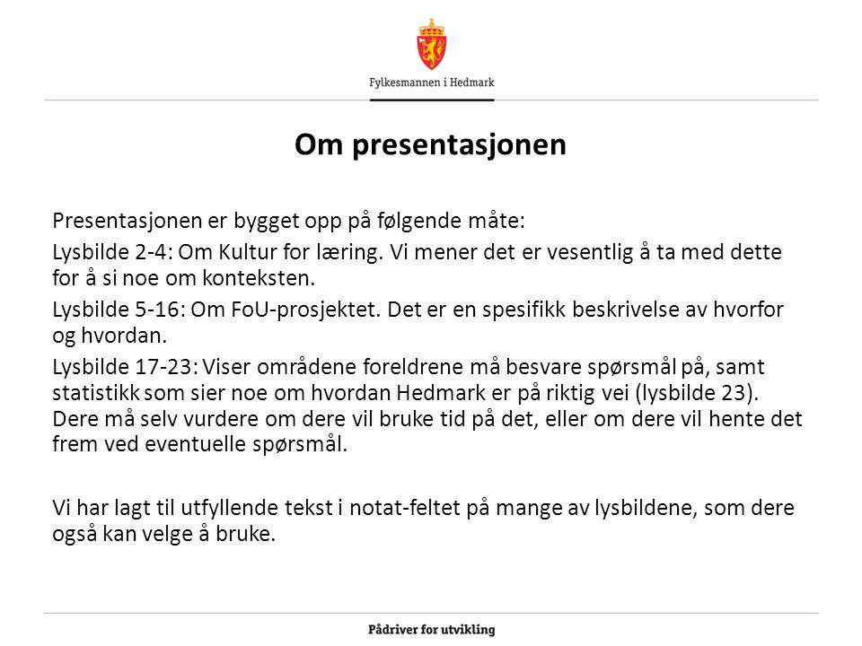 Skoledere OmrådeAntall spørsmål Pedagogisk ledelse9 Skolekultur19 www.sepu.no