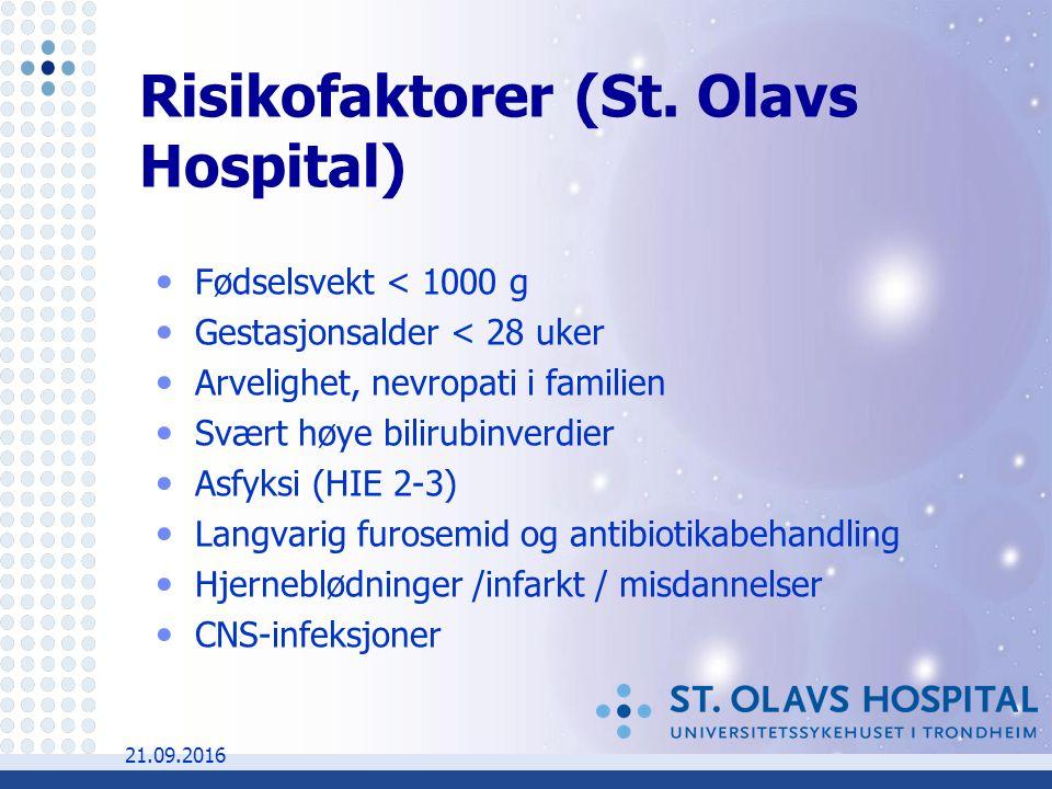 21.09.2016 Risikofaktorer (St.