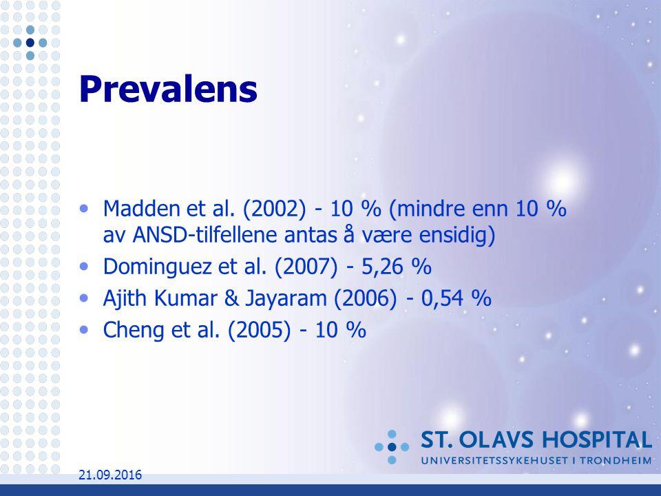 21.09.2016 Prevalens Madden et al.