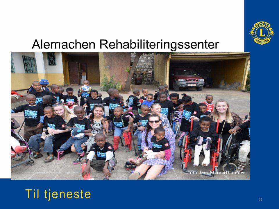 Alemachen Rehabiliteringssenter 11 Foto: Jens Marius Hammer