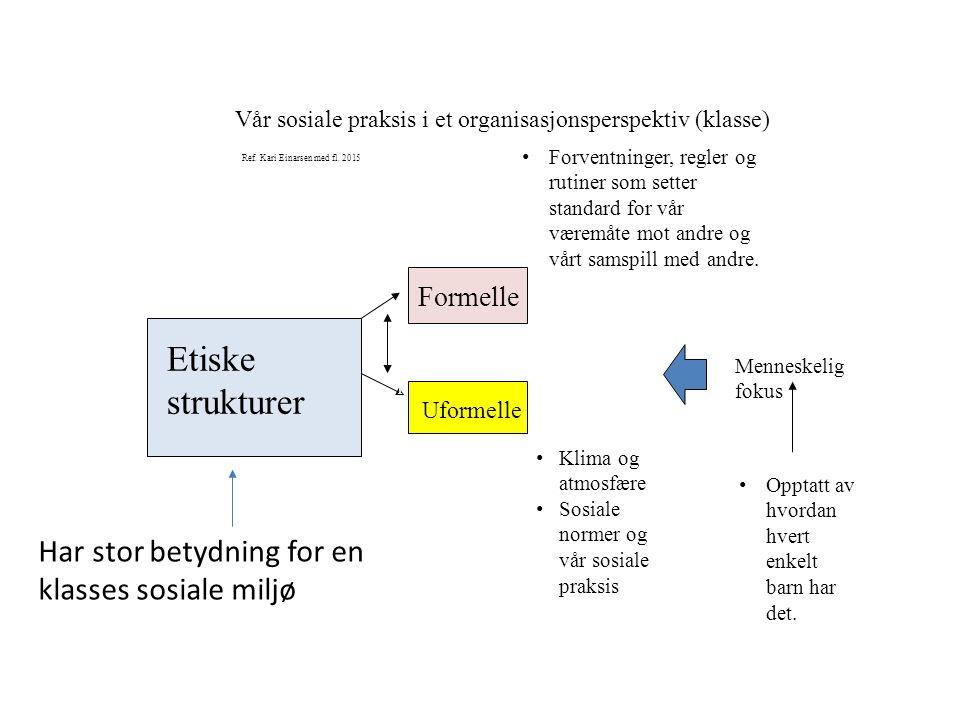 Ref. Kari Einarsen med fl.