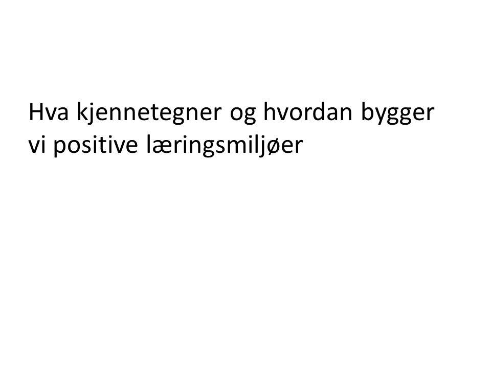 URO Kjønn Lærevansker Selvbilde Venner i klassen Lærerstøtte Familiestøtte.13*.12* -.26**.44**.21** -.34**.35** -.18** -.21** Marit Boyesen, SAF 1998.