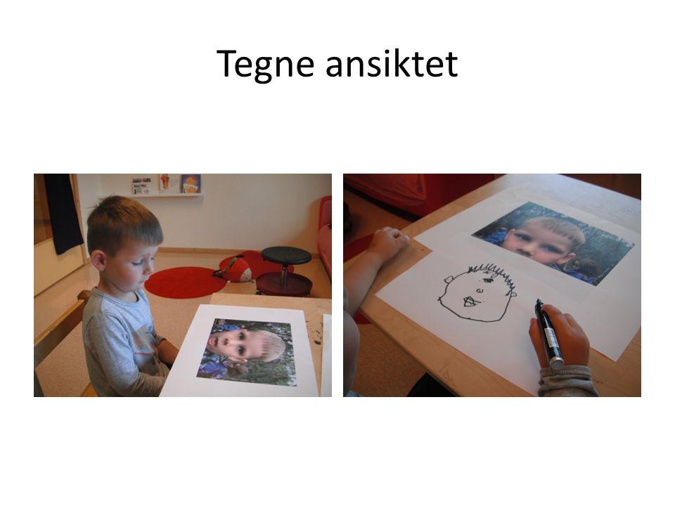Tegne ansiktet