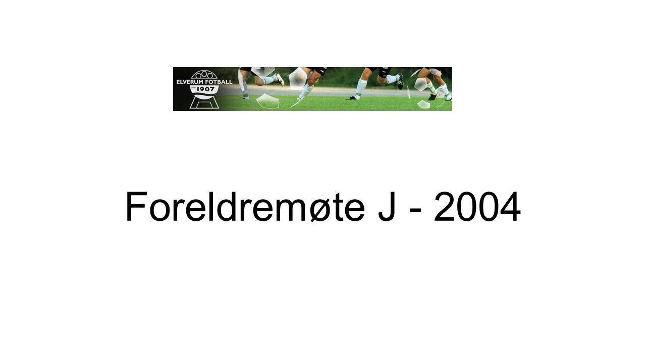 Foreldremøte J - 2004