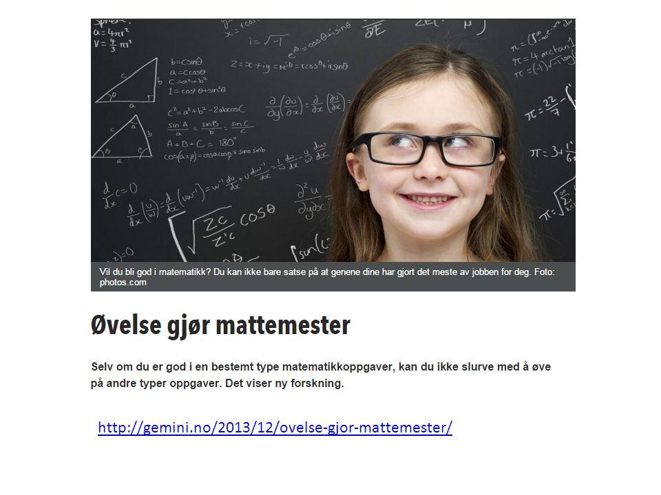 http://gemini.no/2013/12/ovelse-gjor-mattemester/