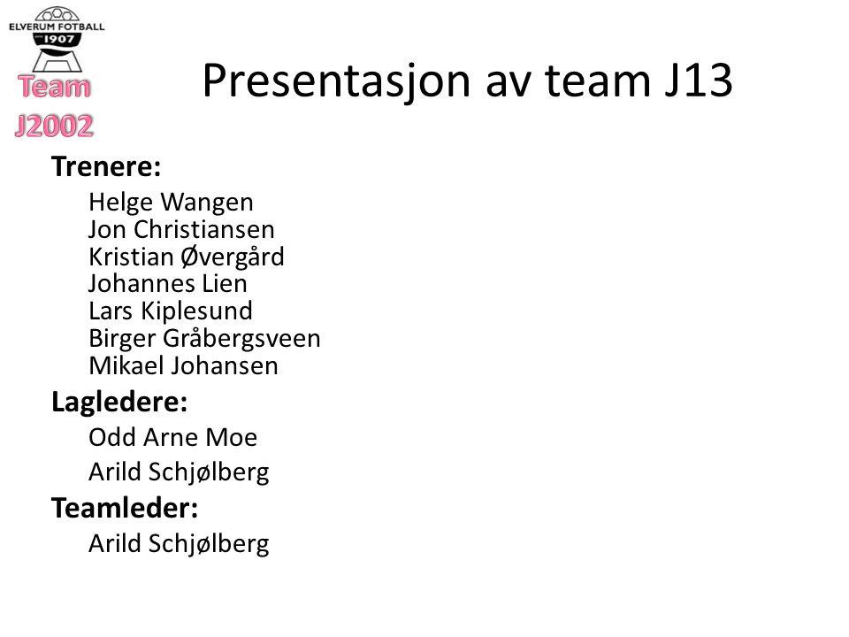 Elverum fotball, sportslig utvikling etc Anders Bronken EF