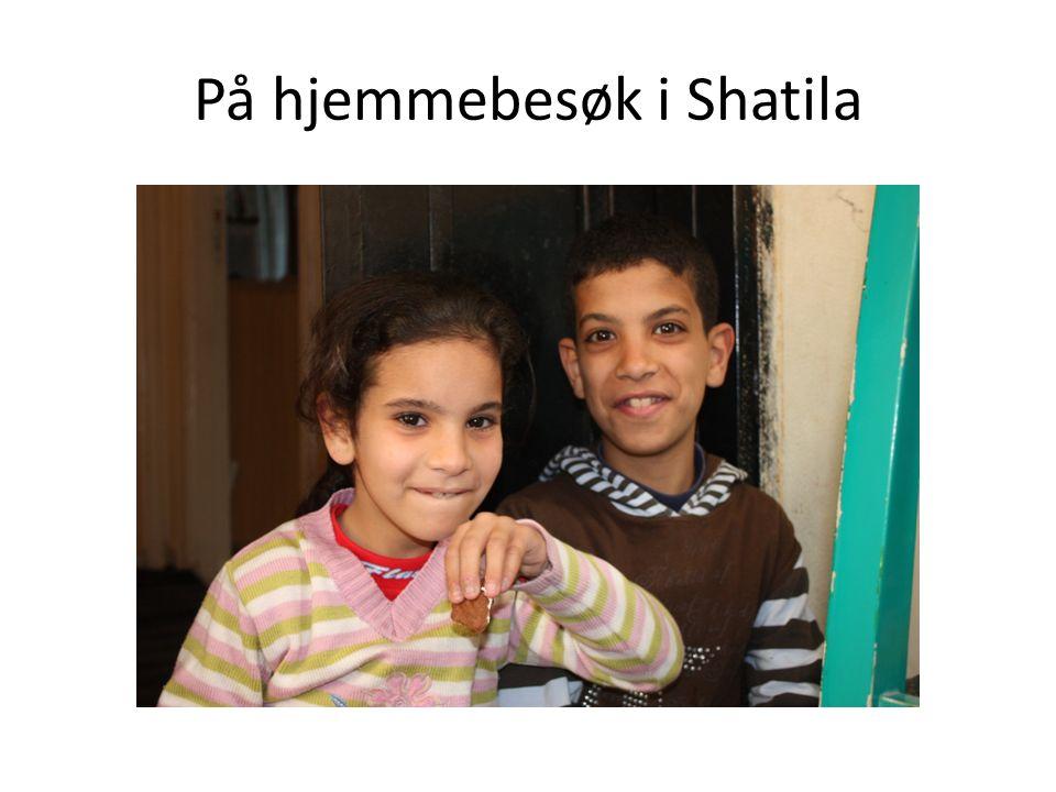 På hjemmebesøk i Shatila