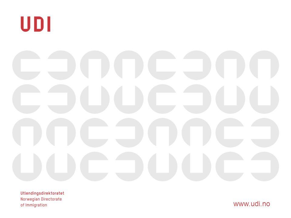 www.udi.no 27