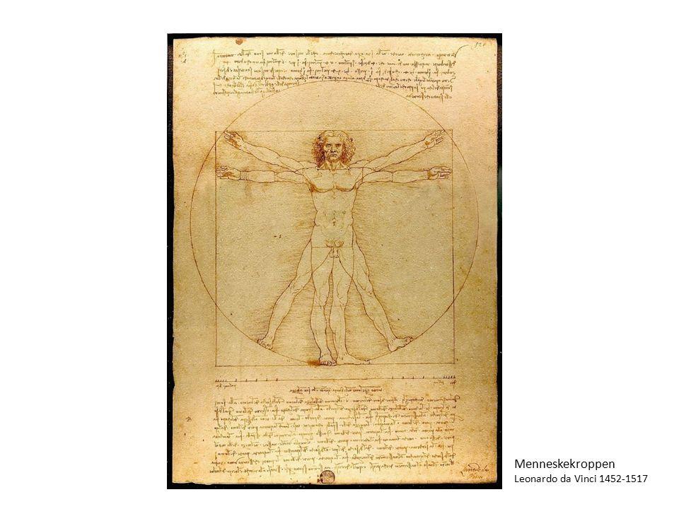 Vesalius 1514-1564, fra De humanis corporis fabrica 1543.