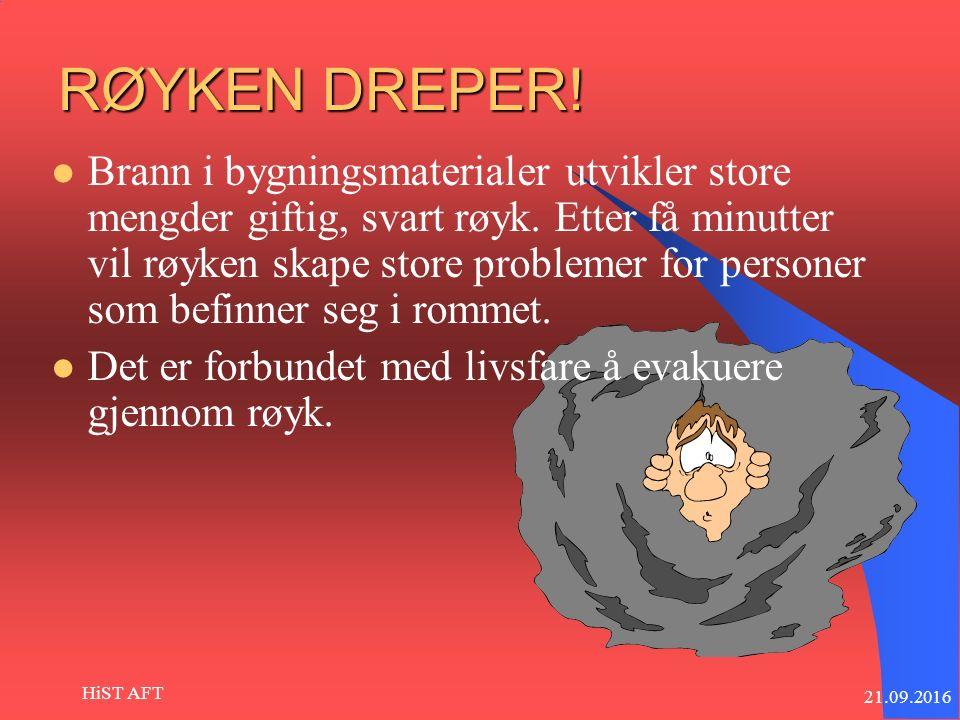 21.09.2016 HiST AFT RØYKEN DREPER.
