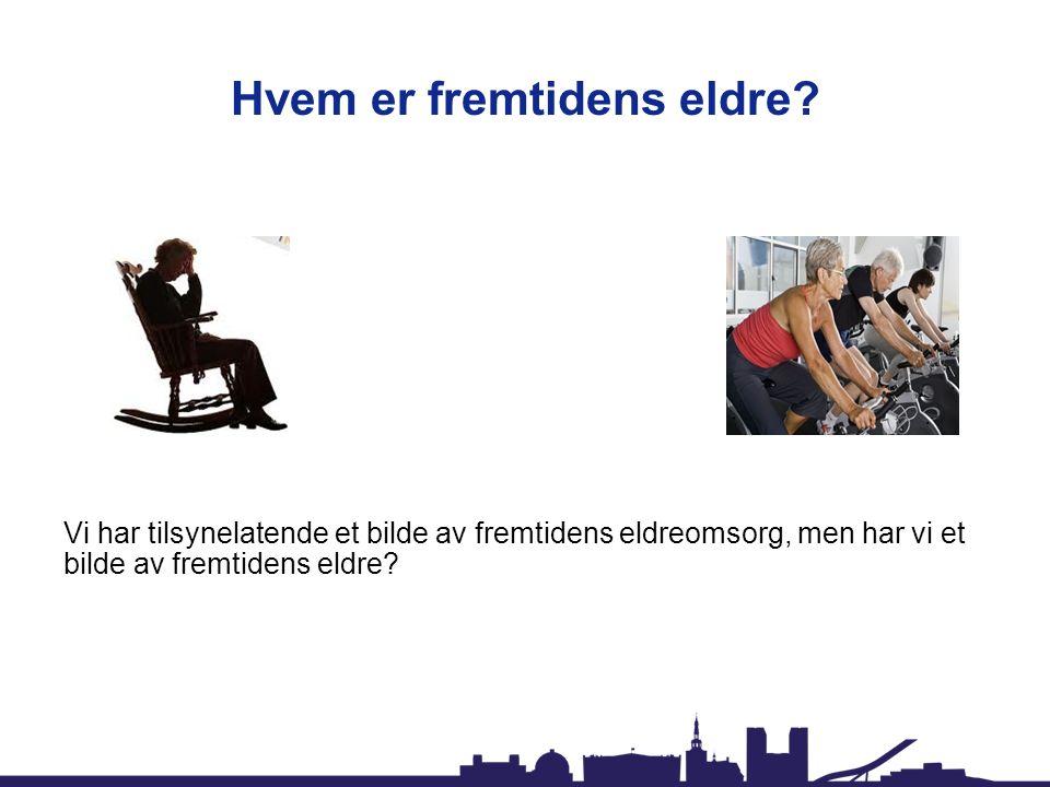 Nøkkel til suksess for tjenester til eldre?