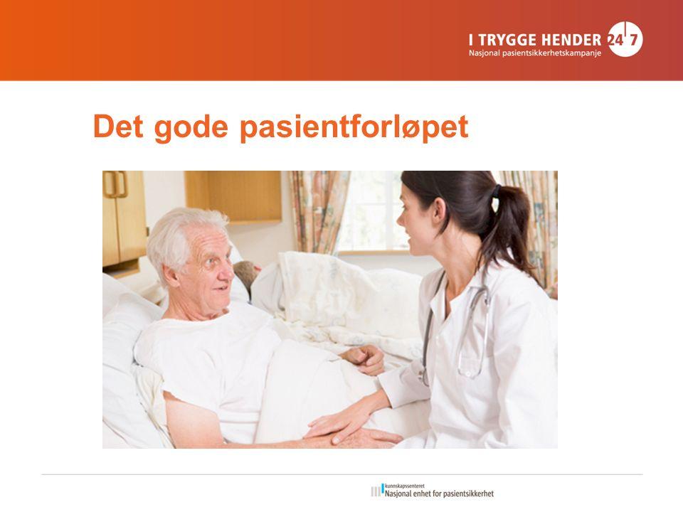 Det gode pasientforløpet