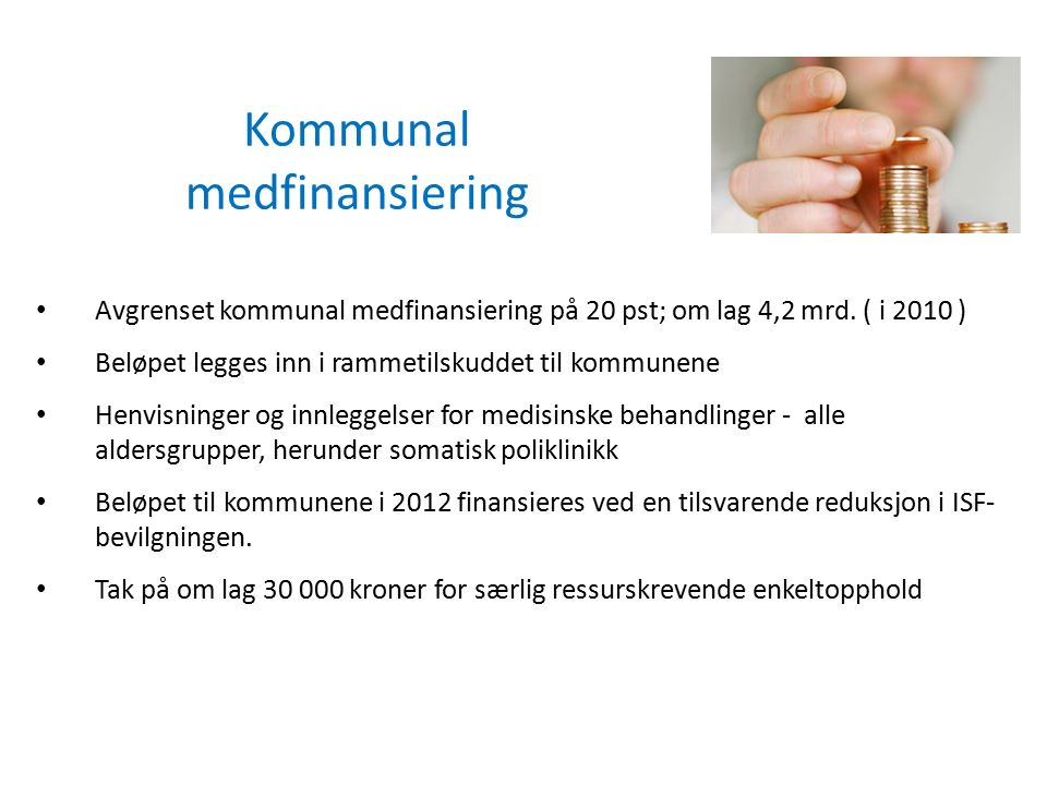 Helhetlig pasientforløp But the biggest obstacles to integrated care are cultural http://www.bmj.com/content/344/bmj.e3529 Leder: http://www.bmj.com/content/344/bmj.e3959http://www.bmj.com/content/344/bmj.e3959