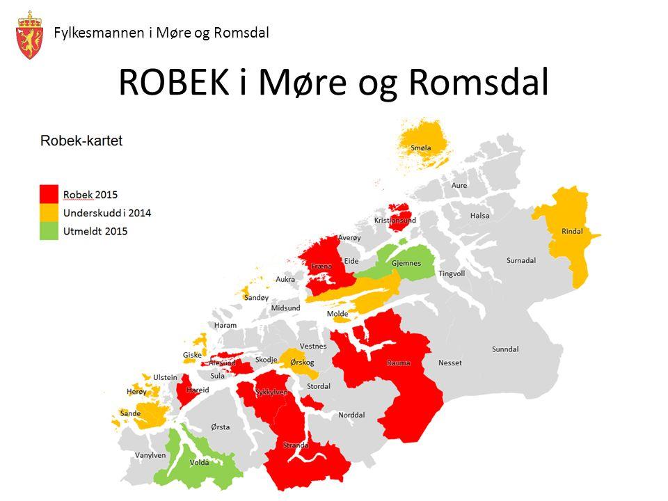 Fylkesmannen i Møre og Romsdal ROBEK i Møre og Romsdal