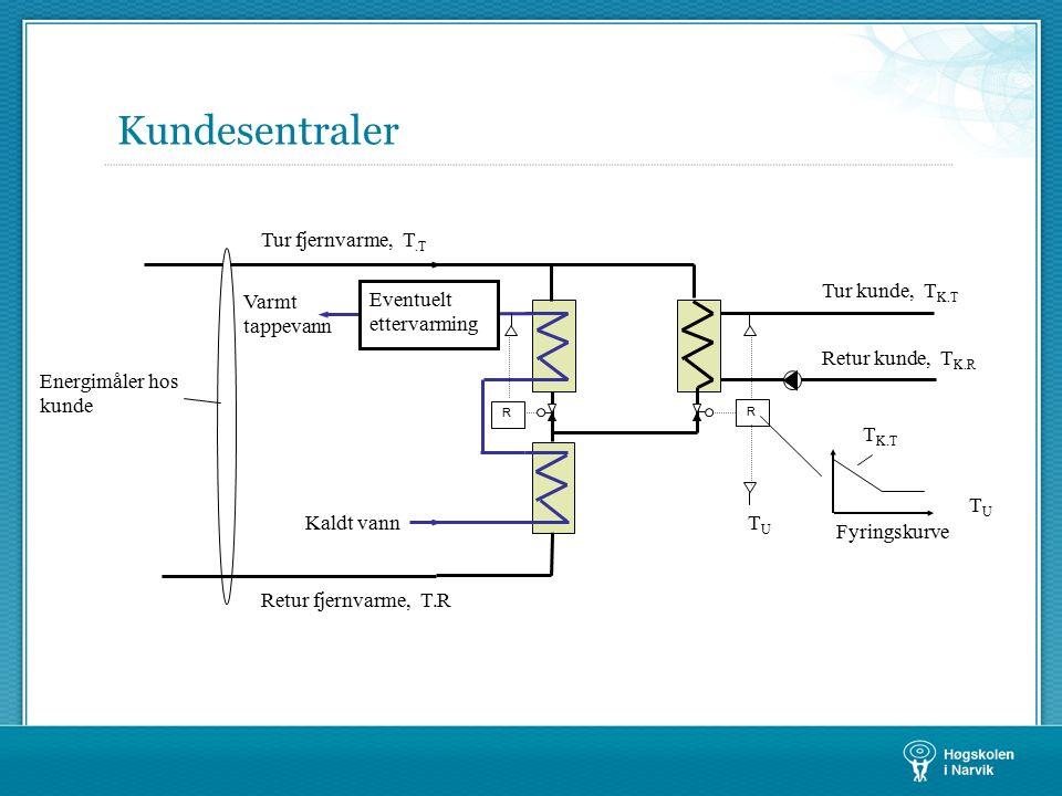 Kogenerering (CHP) Kilde: EcoHeatCool project