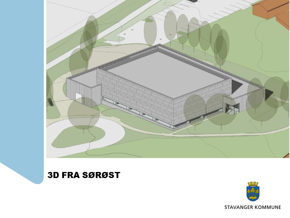 3D FRA SØRØST