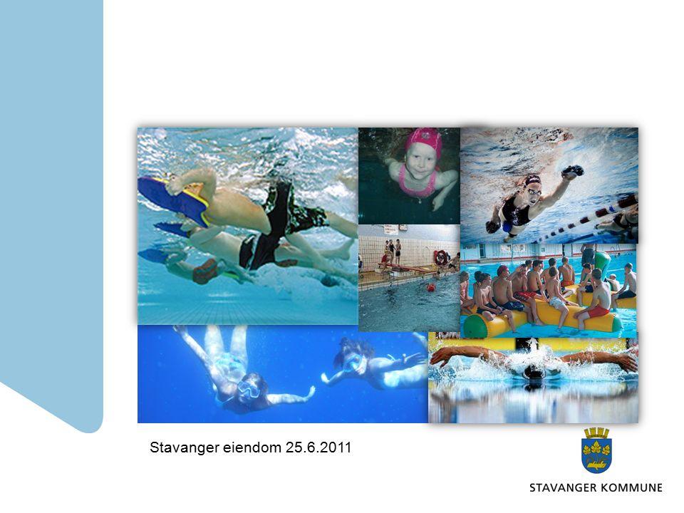 Lokalisering av nye svømmehaller