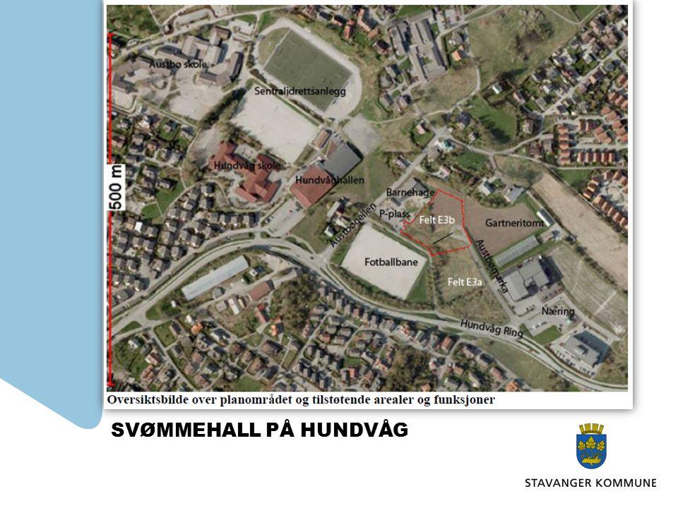 Plan 2338. Reguleringsplan for etablering av Svømmehall på Austbø